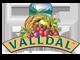 Valldal Grønt Logo